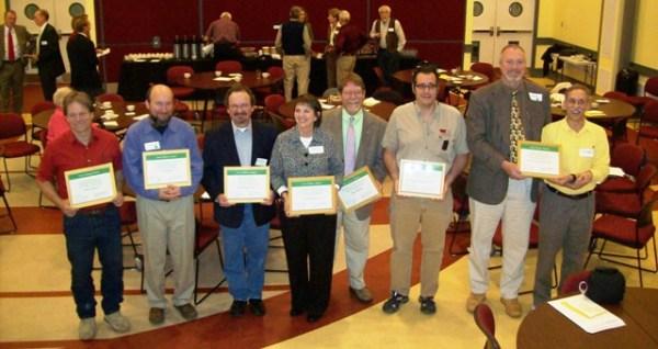 Cool Citizens Award Winners 2010