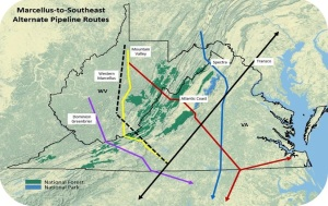 Pipelines.all Virginia proposals