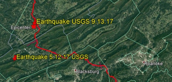 Both 2017 earthquakes